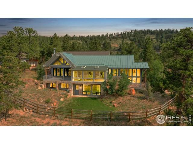 153 Ski Rd, Allenspark, CO 80510 (#922820) :: Realty ONE Group Five Star