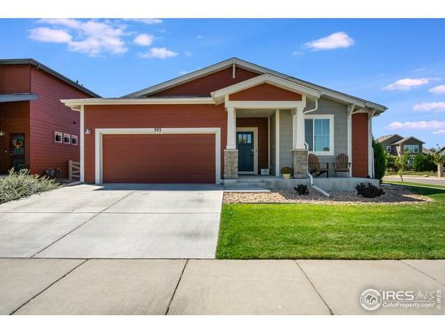 393 Stout St, Fort Collins, CO 80524 (MLS #922870) :: Keller Williams Realty