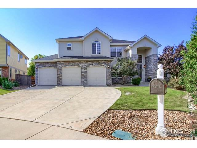 13930 E Maplewood Pl, Centennial, CO 80111 (MLS #923112) :: 8z Real Estate