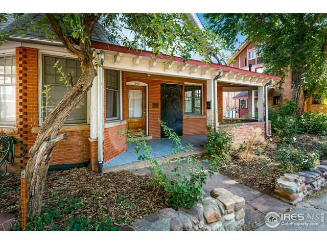 1145 Grandview Ave, Boulder, CO 80302 (MLS #923121) :: RE/MAX Alliance