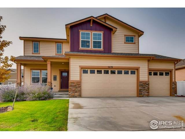 5478 Pinelands Dr, Longmont, CO 80504 (#923131) :: James Crocker Team