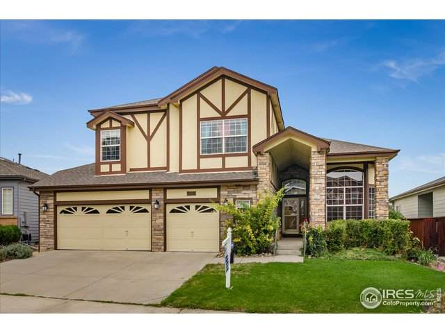626 Clarendon Dr, Longmont, CO 80504 (#923177) :: Kimberly Austin Properties