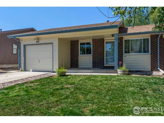 517 46th Ave Way, Greeley, CO 80634 (MLS #923249) :: 8z Real Estate