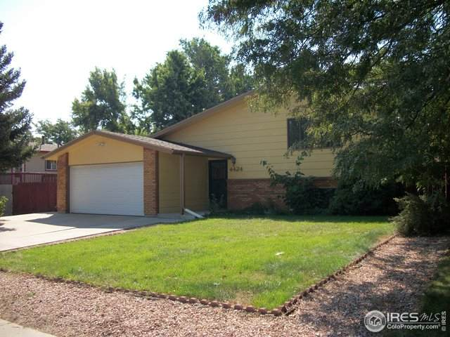 4424 W 2nd St, Greeley, CO 80634 (MLS #923341) :: 8z Real Estate