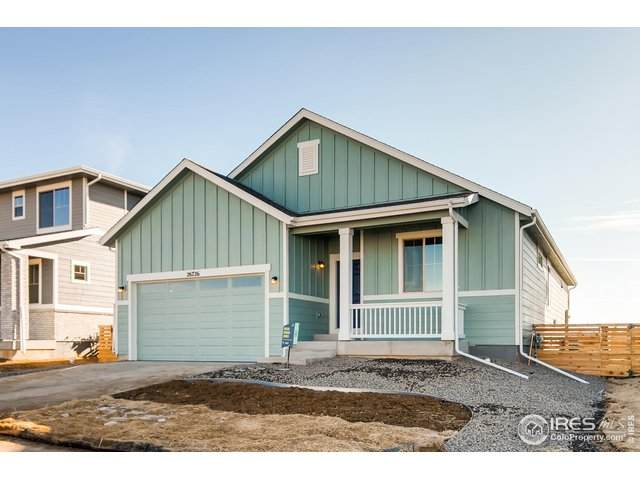 1509 Lake Vista Way, Severance, CO 80550 (MLS #923349) :: RE/MAX Alliance
