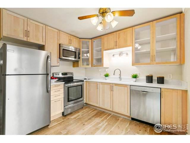 1245 Norwood Ave #41, Boulder, CO 80304 (MLS #923390) :: Downtown Real Estate Partners