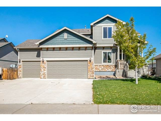 271 Sloan Dr, Johnstown, CO 80534 (#923520) :: My Home Team