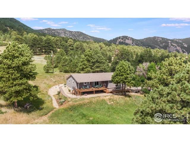 11347 Plainview Rd, Golden, CO 80403 (MLS #923564) :: Downtown Real Estate Partners