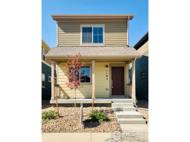 1195 Hummingbird Cir, Longmont, CO 80501 (MLS #923590) :: Downtown Real Estate Partners