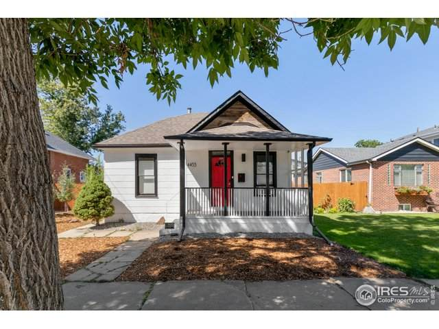 4455 Xavier St, Denver, CO 80212 (MLS #923627) :: Colorado Home Finder Realty