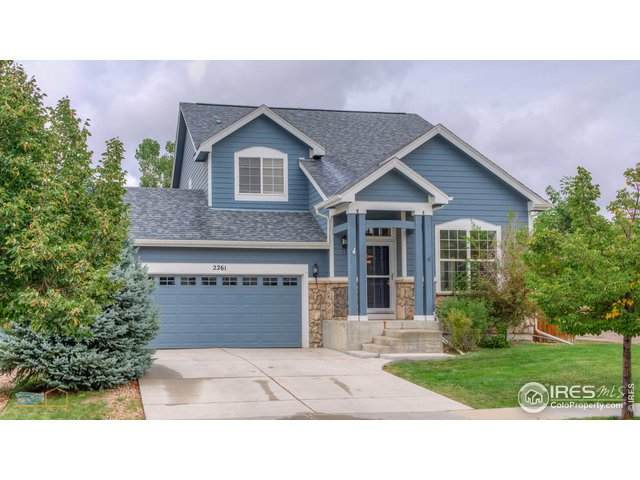 2261 Dogwood Dr, Erie, CO 80516 (MLS #923637) :: Keller Williams Realty
