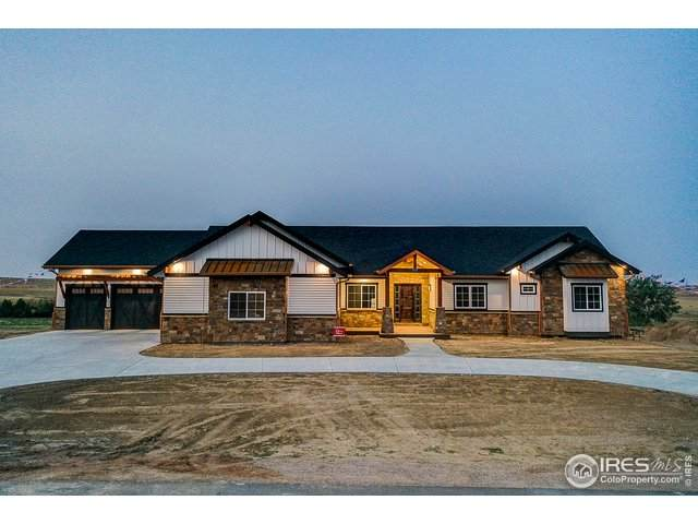 2665 Cutter Dr, Severance, CO 80524 (MLS #923742) :: HomeSmart Realty Group