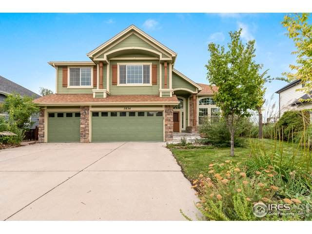 5834 Huntington Hills Dr, Fort Collins, CO 80525 (#923752) :: The Brokerage Group