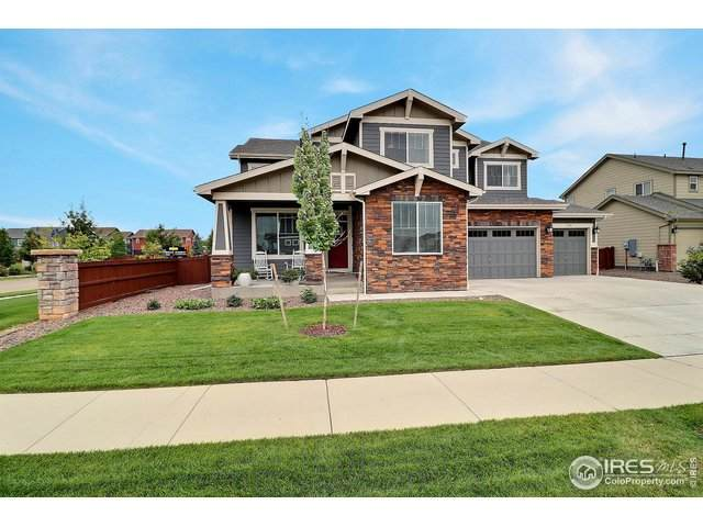 5848 Connor St, Timnath, CO 80547 (MLS #923767) :: Kittle Real Estate