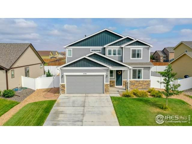 4336 Carlyle Ln, Wellington, CO 80549 (MLS #923793) :: Downtown Real Estate Partners