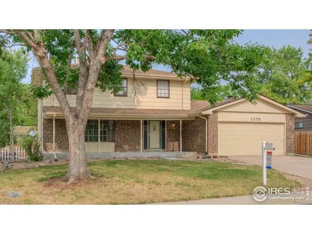 1375 Abilene Dr, Broomfield, CO 80020 (MLS #923808) :: 8z Real Estate