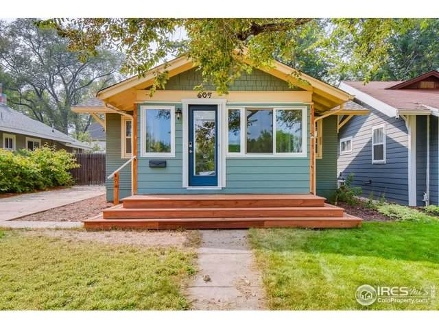607 Lincoln St, Longmont, CO 80501 (MLS #923896) :: RE/MAX Alliance