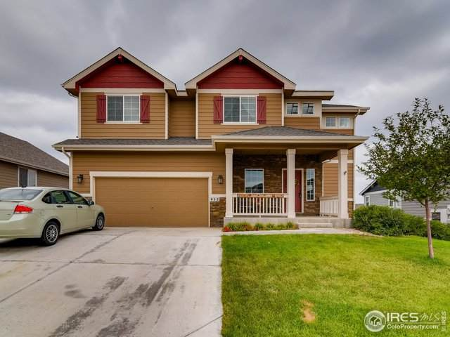 912 Barn Yard Dr, Windsor, CO 80550 (MLS #923936) :: Kittle Real Estate
