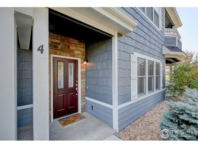 2179 Cape Hatteras Dr #4, Windsor, CO 80550 (MLS #923945) :: Downtown Real Estate Partners