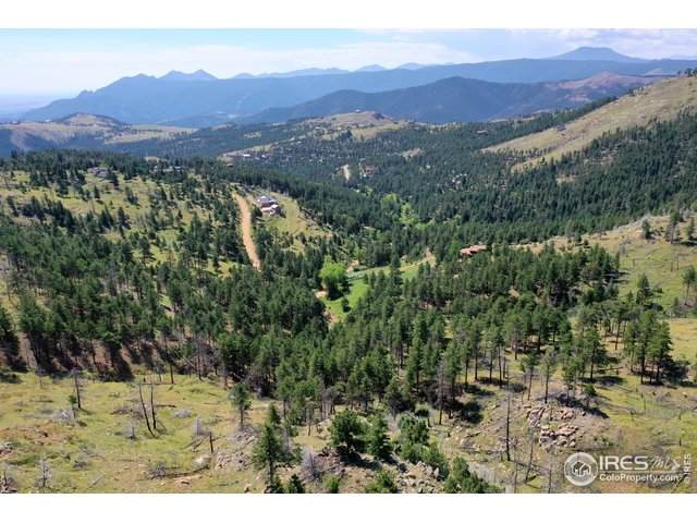 1141 County Road 83, Boulder, CO 80302 (MLS #924037) :: Neuhaus Real Estate, Inc.