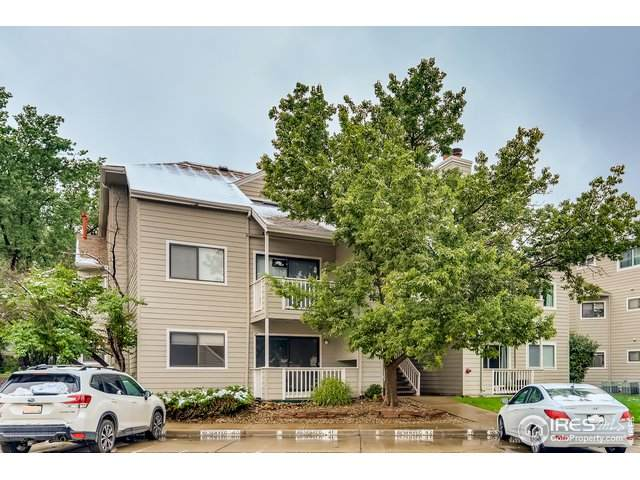 4935 Twin Lakes Rd #25, Boulder, CO 80301 (MLS #924078) :: Tracy's Team