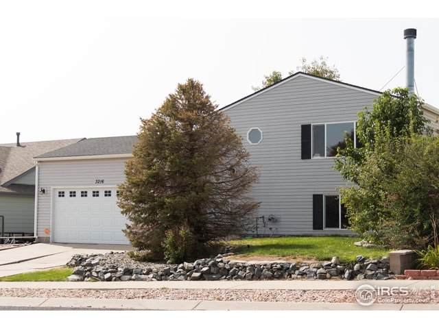 3216 Red Tail Way, Evans, CO 80620 (MLS #924086) :: Bliss Realty Group