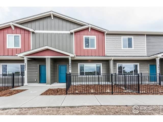 3642 Ronald Reagan Ave, Wellington, CO 80549 (#924139) :: Compass Colorado Realty