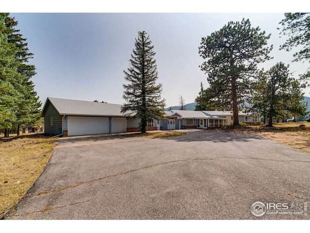 850 S Saint Vrain Ave, Estes Park, CO 80517 (#924147) :: My Home Team