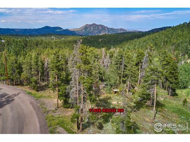 11858 Ridge Rd, Golden, CO 80403 (MLS #924218) :: Fathom Realty