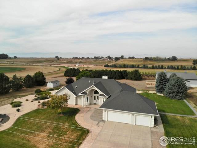 10759 N County Road 7, Wellington, CO 80549 (MLS #924371) :: Downtown Real Estate Partners