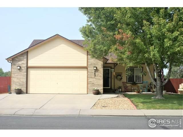 483 Stevens Cir, Platteville, CO 80651 (MLS #924400) :: 8z Real Estate