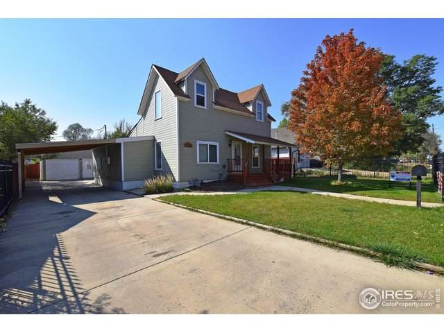 1122 3rd St, Greeley, CO 80631 (MLS #924426) :: Kittle Real Estate