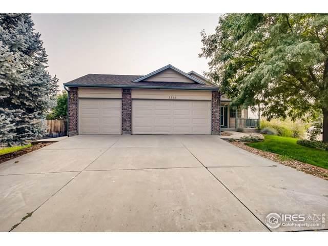 2236 Santa Fe Dr, Longmont, CO 80504 (MLS #924613) :: Downtown Real Estate Partners