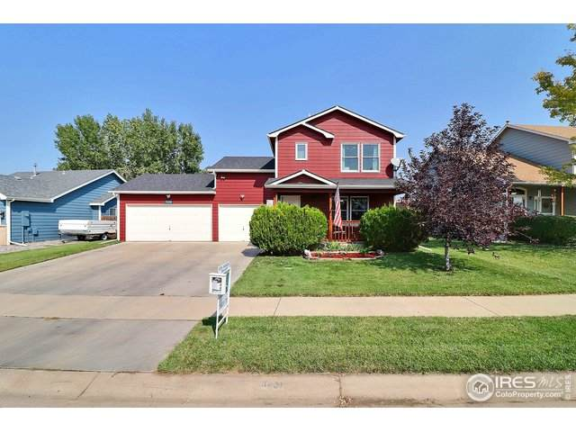3401 Pheasant Ct, Evans, CO 80620 (MLS #924656) :: Bliss Realty Group