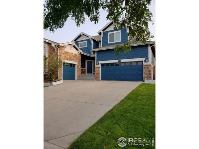 4752 Haystack Ln, Brighton, CO 80601 (MLS #924670) :: Tracy's Team
