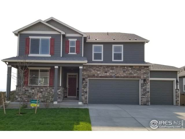 248 Gwyneth Lake Dr, Severance, CO 80550 (MLS #924883) :: Jenn Porter Group