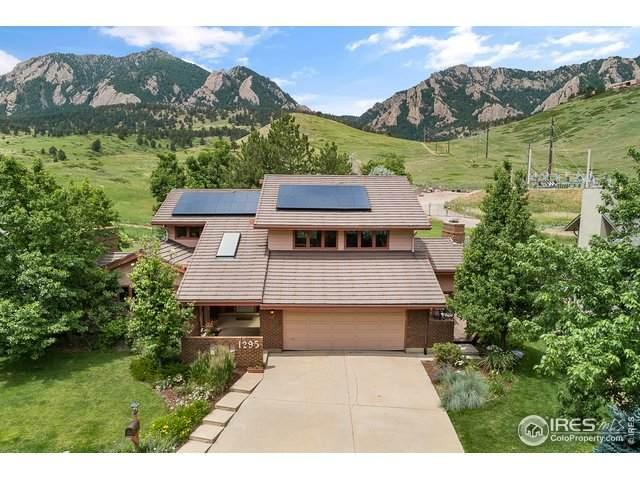 1295 Wildwood Rd, Boulder, CO 80305 (MLS #924911) :: RE/MAX Alliance