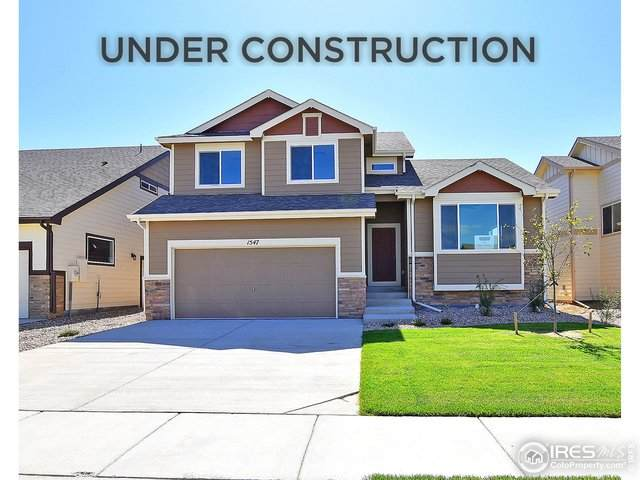 519 Lapis Pl, Loveland, CO 80537 (MLS #924950) :: Kittle Real Estate
