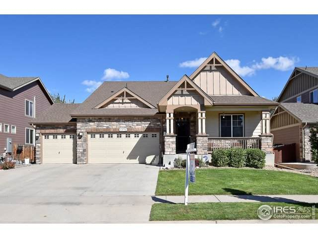 6296 Huntly Rd, Timnath, CO 80547 (MLS #924972) :: 8z Real Estate