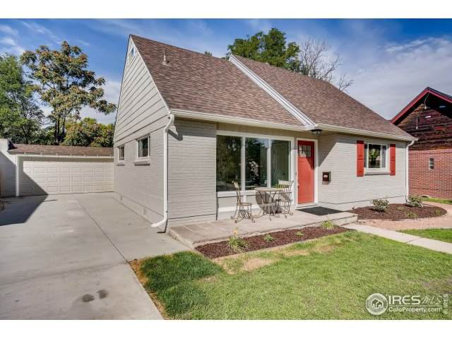 2825 S Gaylord St, Denver, CO 80210 (MLS #925074) :: RE/MAX Alliance