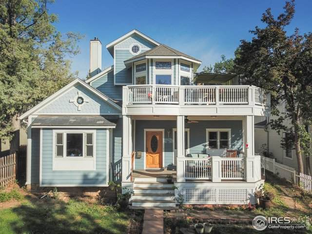 1727 Mapleton Ave, Boulder, CO 80304 (MLS #925133) :: Wheelhouse Realty