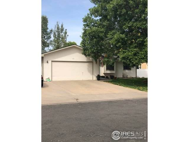 233 49 Ave, Greeley, CO 80634 (MLS #925136) :: J2 Real Estate Group at Remax Alliance