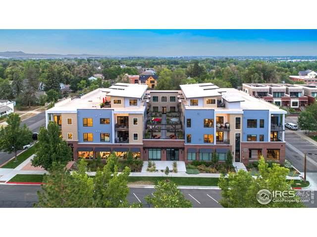 302 N Meldrum St #314, Fort Collins, CO 80521 (MLS #925189) :: RE/MAX Alliance