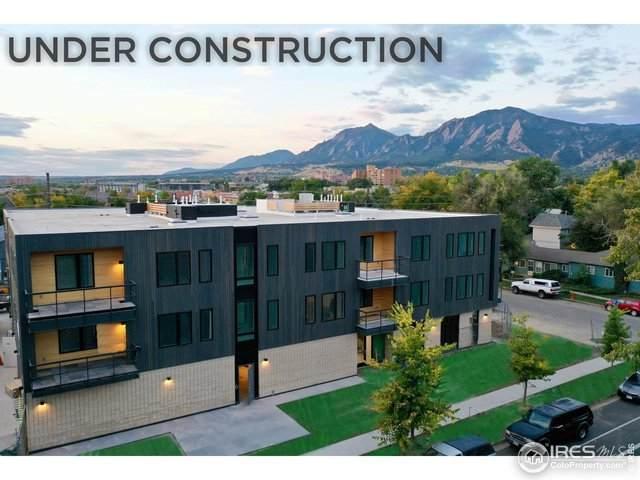 2718 Pine St #202, Boulder, CO 80302 (MLS #925199) :: Colorado Home Finder Realty