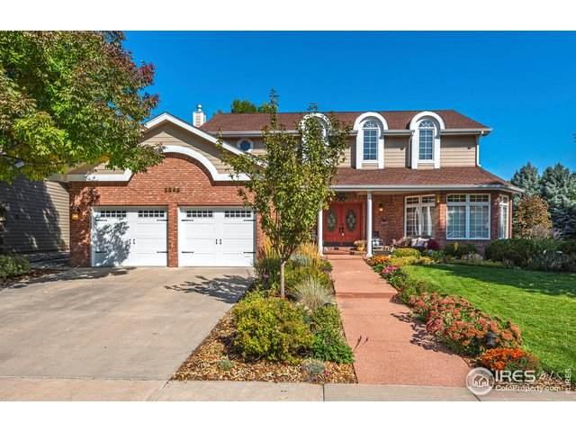 2848 Blackstone Dr, Fort Collins, CO 80525 (MLS #925227) :: Kittle Real Estate