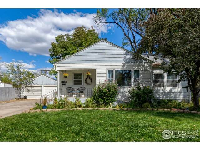 1907 11th St, Greeley, CO 80631 (MLS #925416) :: Kittle Real Estate