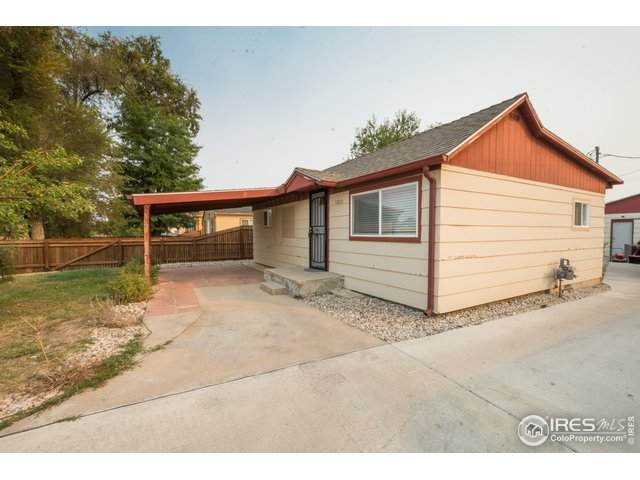 1020 C St, Greeley, CO 80631 (#925495) :: James Crocker Team