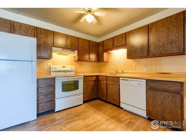 2837 W 28th St #71, Greeley, CO 80634 (MLS #925546) :: RE/MAX Alliance