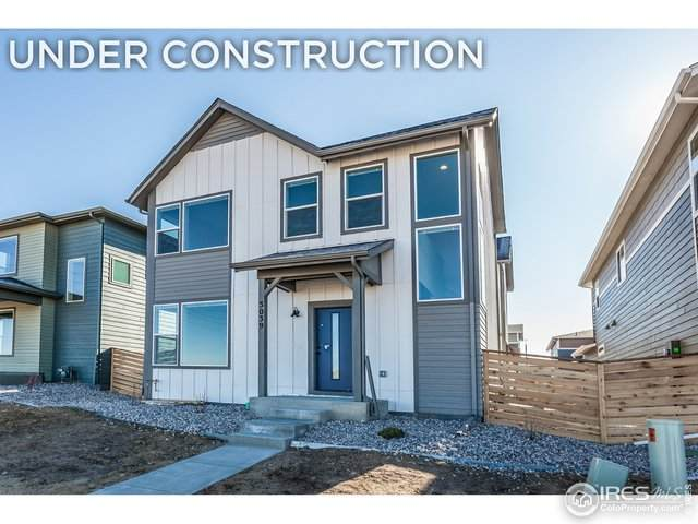 5696 Jedidiah Dr, Timnath, CO 80547 (#925686) :: James Crocker Team