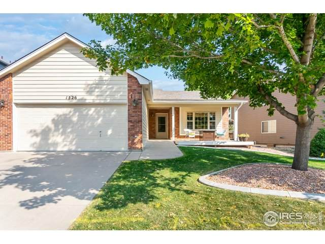 1526 Corydalis Ct, Fort Collins, CO 80526 (#925702) :: Kimberly Austin Properties